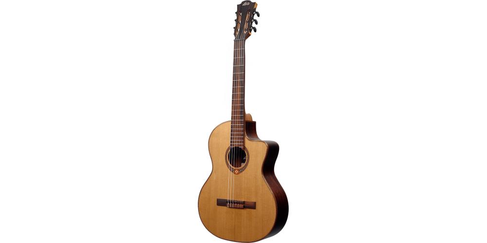Lag OC118CE Guitarra acustica Occitania