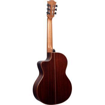 LAG OC118CE Guitarra Clásica Electrificada Serie Occitania Acabado Natural Brillante