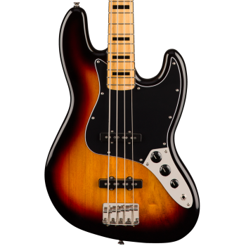 Fender Bajo Eléctrico Squier Classic Vibe 70s Jazz Bass MN 3 Color Sunburst
