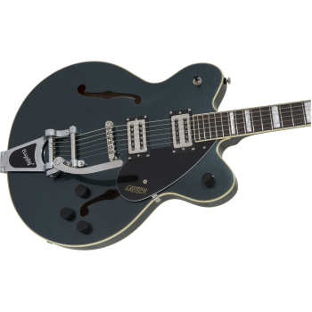 Gretsch G2622T Streamliner Center Block Double-Cut Bigsby LRL Gunmetal