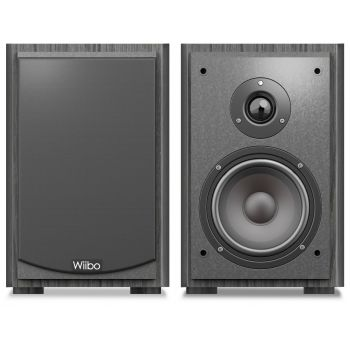 Wiibo Karino 400 Altavoces HiFi 100W Pareja ( REACONDICIONADO )