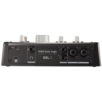 SSL 2 Interfaz de audio USB-C de 2 canales