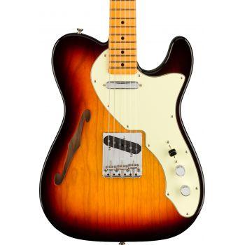 Fender American Original 60s Telecaster Thinline MN 3 Tone Sunburst