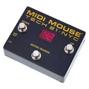 Tech 21 Midi Mouse Pedalera Midi