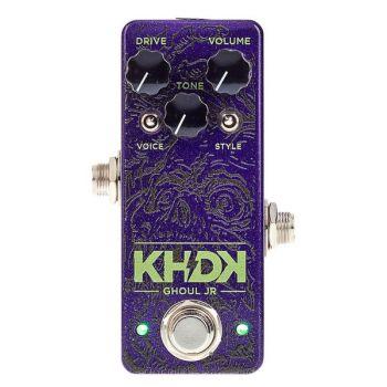 KHDK Ghoul Screamer Jr Pedal Overdrive Para Guitarra