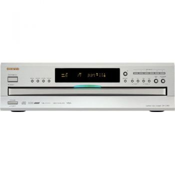 ONKYO DX-C390 S.Compact Disc Multiple, Silver