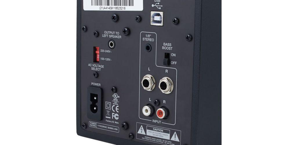 ALESIS M1 ACTIVE 320 USB CONEXIONES