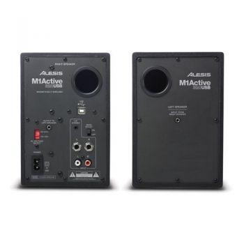 ALESIS M1 ACTIVE 320 USB Amplificada Pareja