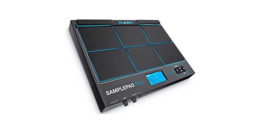 ALESIS SAMPLED PAD PRO Percusion caja de ritmos