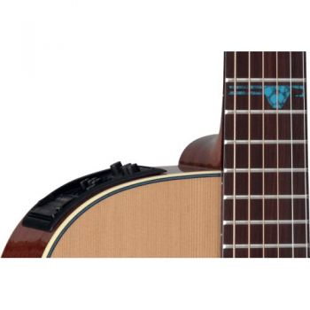 TAKAMINE TSF40C Guitarra-Electro-Acustica Auditorium Santa Fé