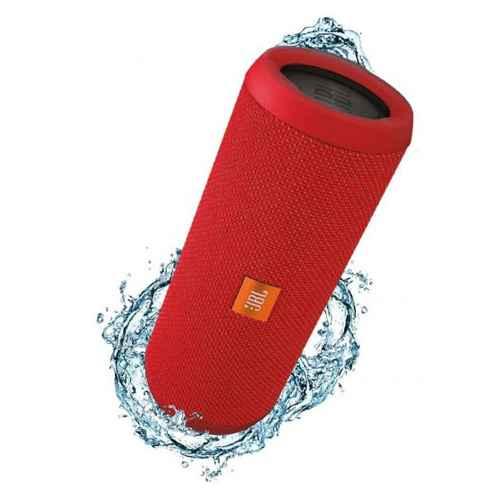 jbl flip 3 rojo altavoz bluetooth