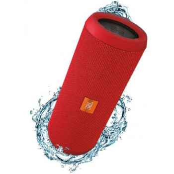 JBL FLIP 3 Rojo Altavoz Bluetooth Con Bateria