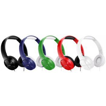 PIONEER SE-MJ503-L Auriculares Cerrados Azules