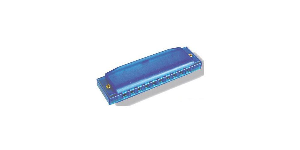 hohner armonica happy harp blue