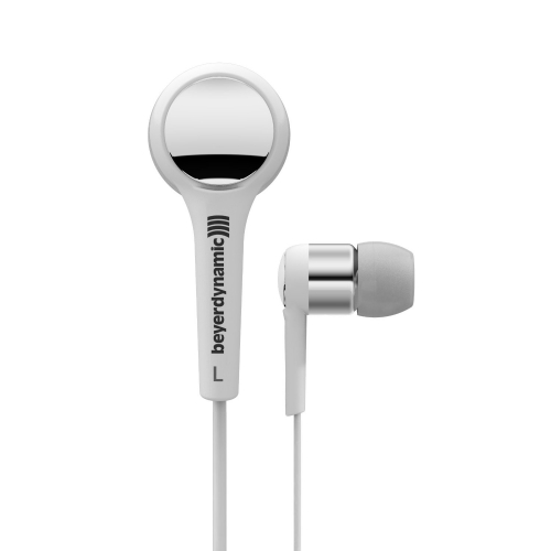 BEYERDYNAMIC DTX-102 IE Blanco Silver Auriculares Internos