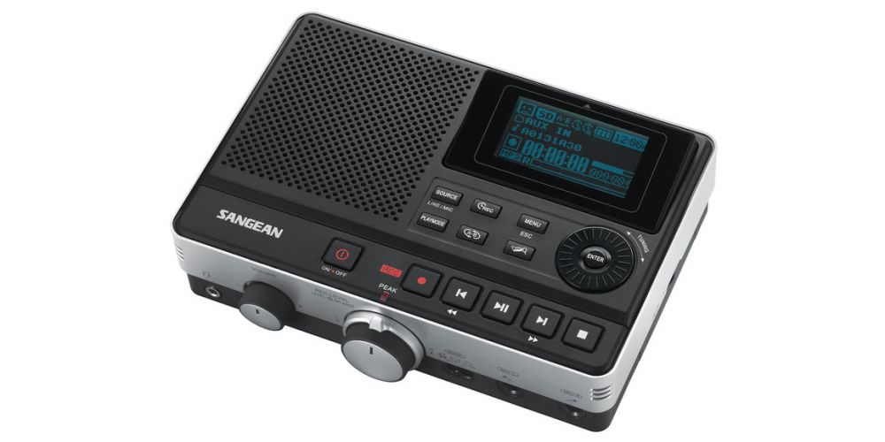 SANGEAN DAR101 Grabador Digital