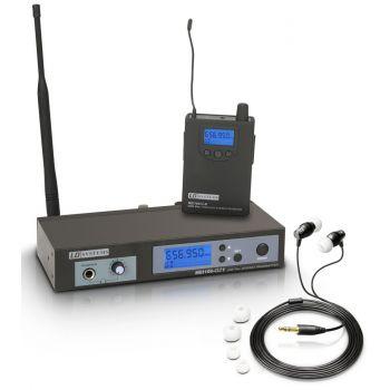 LD Systems MEI 100 G2 B 6 Sistema de Monitoraje inalámbrico ( REACONDICIONADO )