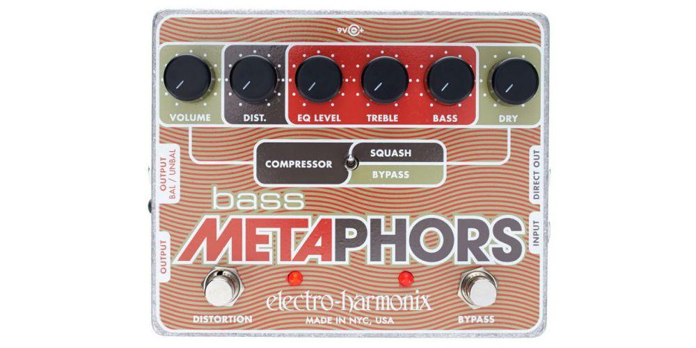 electro harmonix xo bass metaphors 3
