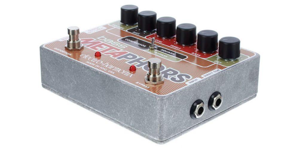 electro harmonix xo bass metaphors 4