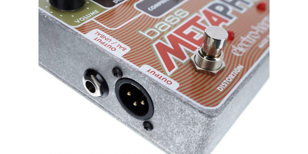 electro harmonix xo bass metaphors 6