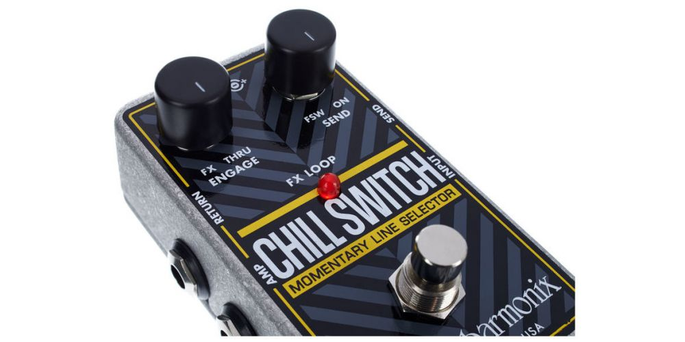 electro harmonix nano chillswitch 5