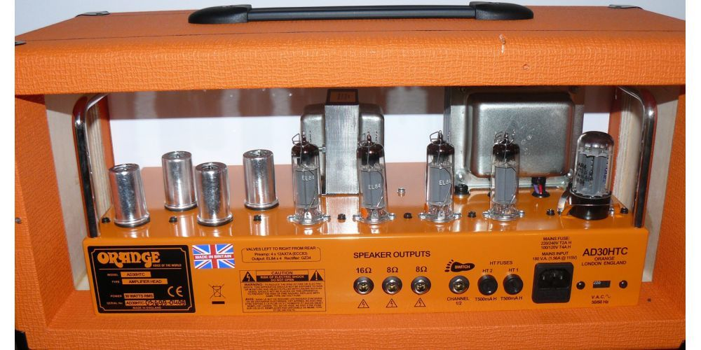 comprar Orange AD30HTC Cabezal Guitarra Electrica