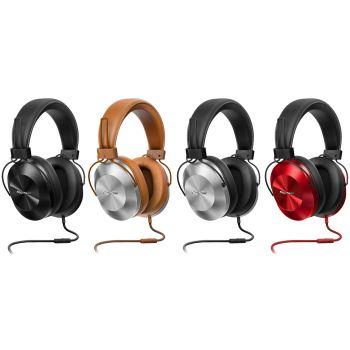 PIONEER SEMS5T-S Auriculares Hi-Res con micro Silver
