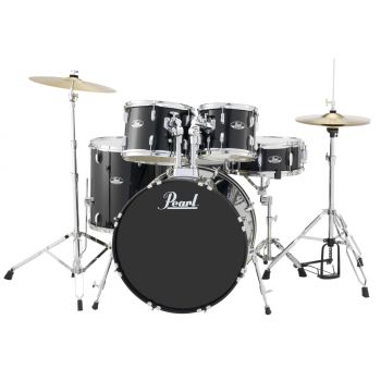 Pearl RoadShow RS585C Jet Black, Set Bateria