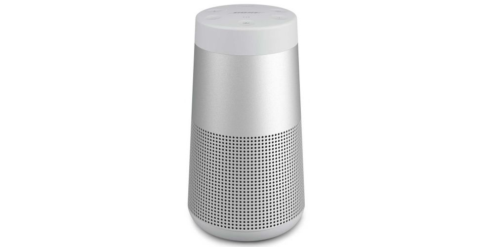 bose soundlink revolve grey bluetooth speaker altavoz gris