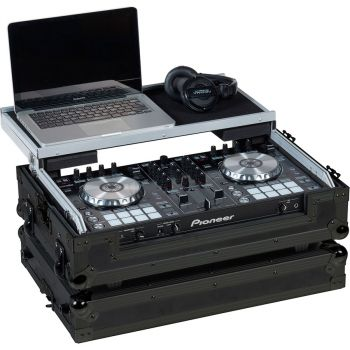 Walkasse WMC-PRORR BK Flight case para controlador Dj
