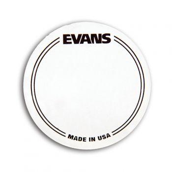 Evans EQPC1, Parche, Refuerzo Bombo, Kevlar Blanco