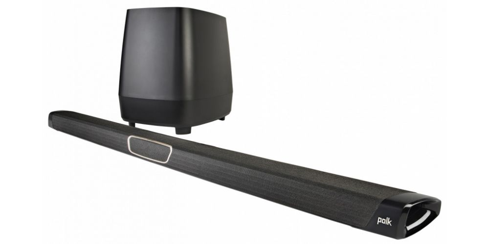 polk audio magnifi max subtwoofer inalambrico
