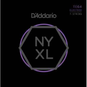 D´addario NYXL1164 7C cuerdas para guitarra eléctrica