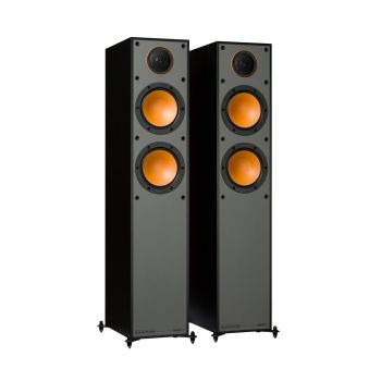 Monitor Audio Monitor 200 Black Pareja Altavoces