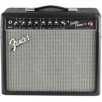 Fender Super Champ X2 Amplificador Válvulas