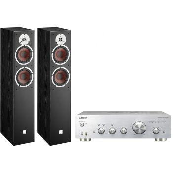 Pioneer A-30S+Dali Spektor 6 Black Conjunto Audio