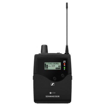 Sennheiser EK IEM G4 Banda A Petaca Receptora + Auricular IE4