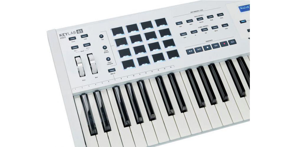 teclado arturia keylab61 mk2