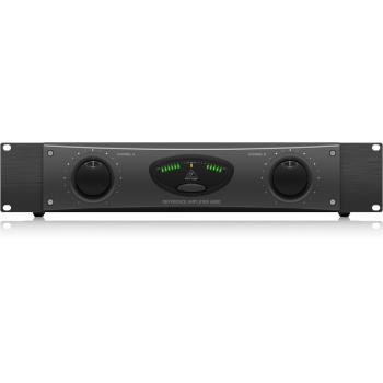 BEHRINGER A800 Amplificador Referencia 800 W