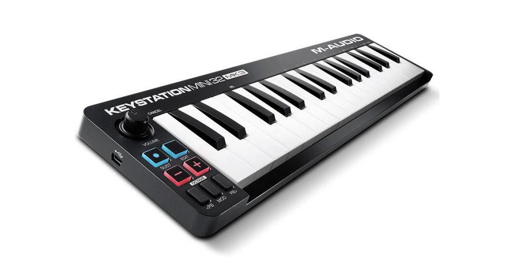 m audio keystation mini mk3 teclado