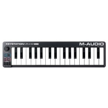 M-AUDIO KEYSTATION MINI 32 MK3 Teclado controlador