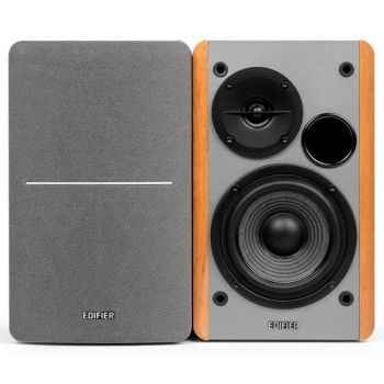 Edifier R1280DB Marron Altavoces Autoamplificados Bluetooth