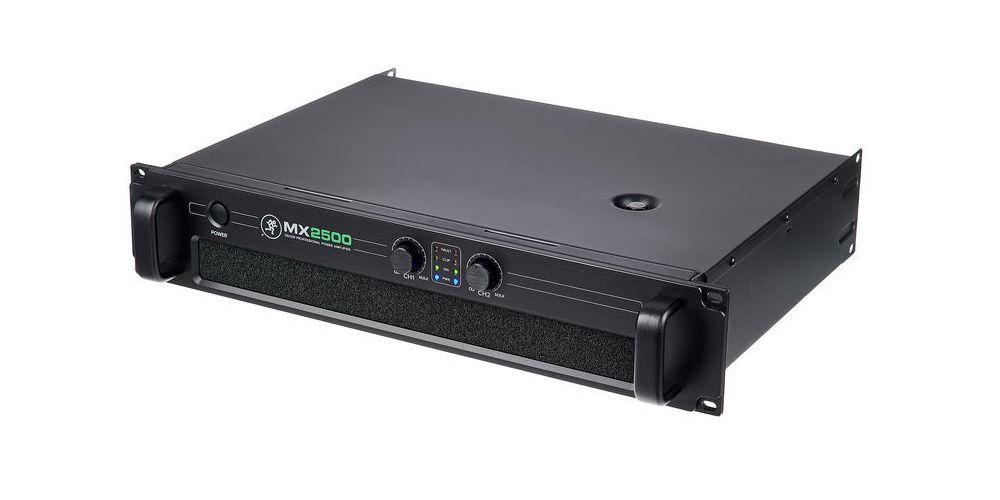 mackie mx2500