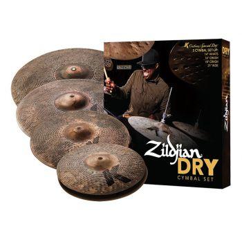 Zildjian Set Platos K Custom Special Dry
