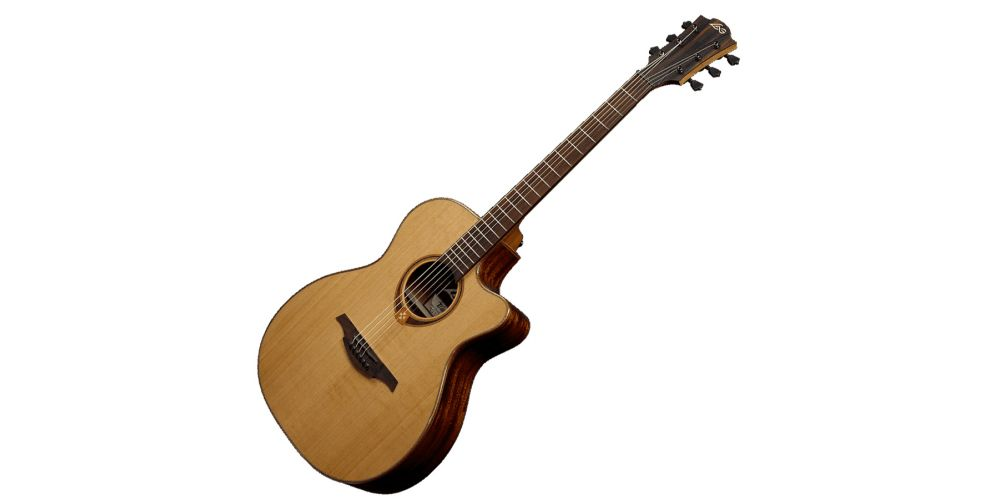 lag t118ace guitarra electro acústica