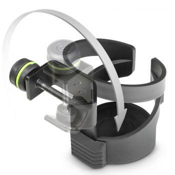 Gravity MA DRINK M Portabebidas para soportes de micrófono