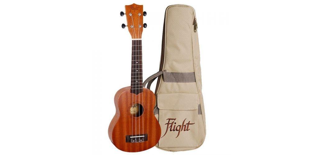 ukelele soprano flight nus310 FUNDA