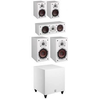 Dali Spektor 2 Cinema Pack 5.0 White+C8D Subwoofer White altavoces Home Cinema