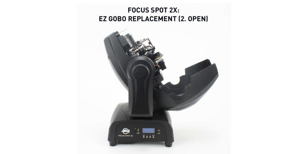 adj focus spot2x gobo2