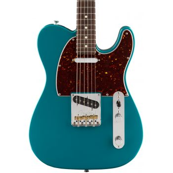 Fender LTD American Pro Telecaster RW Roasted Neck Ocean Turquoise